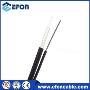 FTTH 2core G657A Self-Supporting Drop Cable/Drop Fber pictures & photos