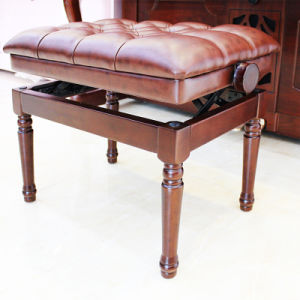 Prime Solid Wood Brown Colour Piano Bench Gmtry Best Dining Table And Chair Ideas Images Gmtryco