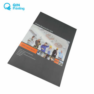 china printing product promotional brochure magazine china