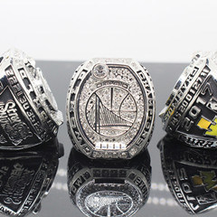 Retired Championship Anniversary Ring Custom Championship Rings