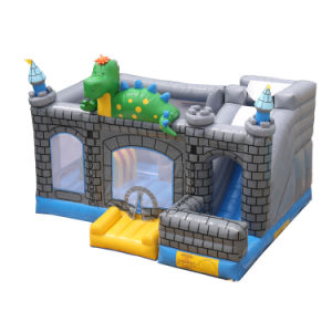 Popular SGS Inflatable Bounce House Rental for Sale (FLCA)