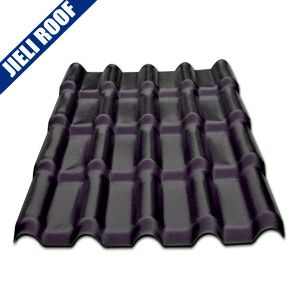 PVC Plastic Roof Tile pictures & photos