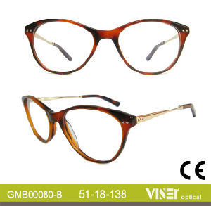 Fashion Acetate Glasses, Optical Frames Eyeglass Frames, Glasses Optical (80-A) pictures & photos