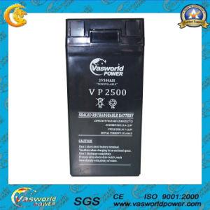 Rechargeable VRLA Solar Panel Battery 6V150ah