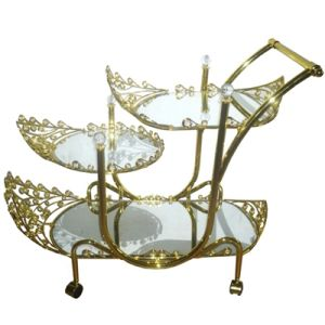 2014 Elegant Hotel Serving Trolley