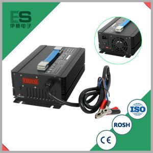 116V8a E-Scooter LiFePO4/Li-Polymer Battery Charger pictures & photos