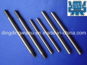 Pure Molybdenum Electrode with Screw for Glass Melting Oven pictures & photos