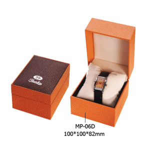 Fashion Luxury Plastic Jewellery Box (PP-06)