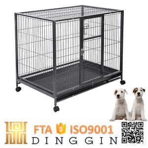 Pet Display Hollow Tube Dog Cage pictures & photos