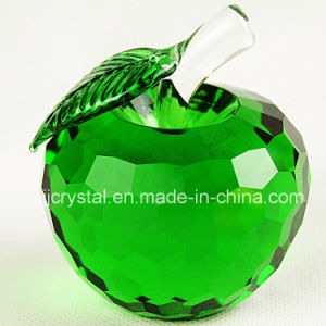 Laser Engraving Apple, Crystal Apple for Holiday Giftsjd-Ca-305 pictures & photos