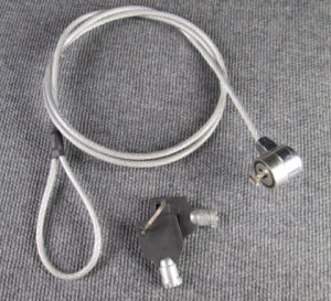 Steel Cable Lock for Laptop Dp1146 pictures & photos