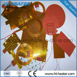 Electric Flexible Heating Film Polyimide Heater pictures & photos