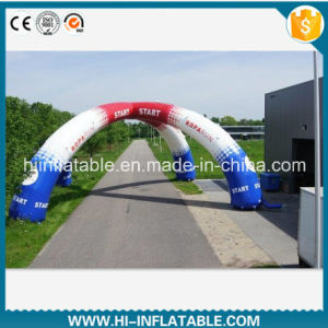 Custom Made Inflatable Start Line Arch, Inflatable Running Arch, Inflatable Sport Arch No. 12408 for Sale