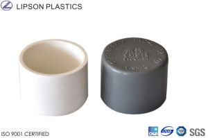 End Cap- PVC Fittings for Water Supply pictures & photos