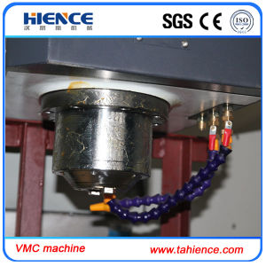 4 Axis 16 Tools Atc High Speed Vertical CNC Milling Machine Vmc850L pictures & photos