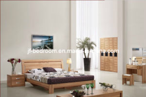 2016 Hot Sale MDF Bedroom Set Jf106
