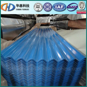 Wave Type of Corrugated Steel Sheet pictures & photos
