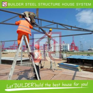 Quality Easy Assembled Steel Structure Prefab Mobile House