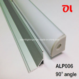 Alp006 Profile LED Aluminum Extrusion pictures & photos