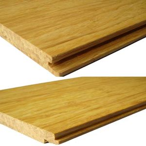 Natural Strand Woven Solid Bamboo Flooring pictures & photos