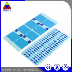 Heat Sensitive Paper Adhesive Sticker Label Printing for Protective Film