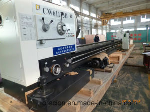 Cw61160d Common Horizontal Lathe/ Big Lathe /Heavy Duty/ 6tons pictures & photos