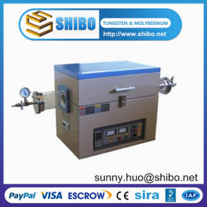 Laboratory Tubular Furnace for Sintering and Annealing 1200c pictures & photos