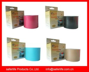 Cotton Kinesio Tape Adhesive Tape pictures & photos
