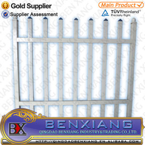 Galvanized Steel Fence pictures & photos