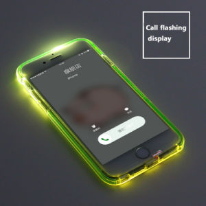 best service 81b3f 5281f Call Flash LED Light Mobile Cover for iPhone 6