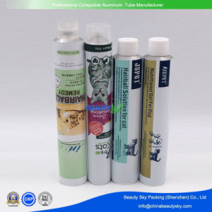 Nutritional Gel for Dog Packaging Aluminum Tube Packaging Container pictures & photos