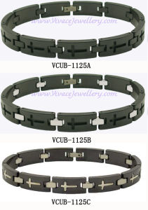 Hot Ing Black Tungsten Bracelet With Healthy Benefits