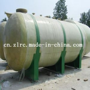 FRP GRP Tank for Chemical, Oil, Fuel Storage Transport Tank pictures & photos