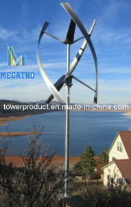 Megatro Vertical Wind Turbine-5kw (MG-V5KW) pictures & photos