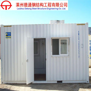 Container House with Living Homes