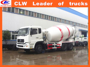 Concrete Mixer Truck with 8cbm, 9cbm, 10cbm Capacity Concrete Mixer Truck pictures & photos