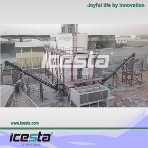 Concrete Cooling Systems (Flake Ice) pictures & photos