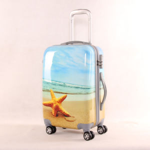Wholesale Custom Printing Luggage Cover in Stock