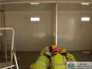 Prefabricated Shed for Office, Hotel&Mining Camp (Australian, Canada, CE Standard) (shs-fp-camp095) pictures & photos