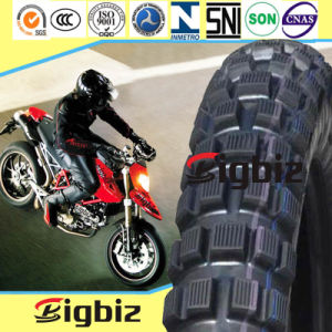 Cheap Popular Pattern 3.00-18 Motorcycle Tyre pictures & photos