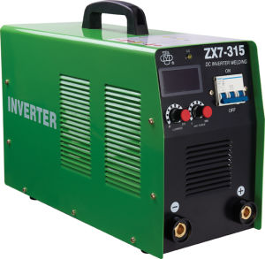 MMA Inverter Welding Machine (MMA315 IGBT) pictures & photos