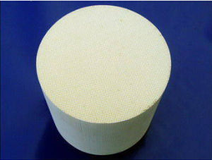 Honeycomb Ceramic Catalyst Ceramic Honeycomb Substrate pictures & photos