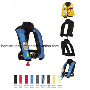 Lifesaving Marine Equipment Infltable Life Jacket pictures & photos