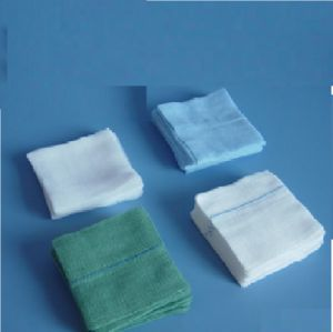 Medical Sterile Absorbent Gauze Swab with/Wihtout X Ray (SC-GS001) pictures & photos