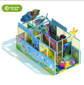 2014 Children Indoor Playground Equipment with TUV and GS Certificate (QQ-30019) pictures & photos
