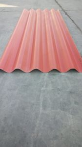 Big Wave 920 Corrugated UPVC Roof Sheet pictures & photos