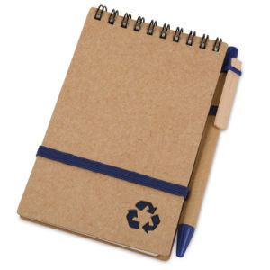 Mini A6 A7 Spiral Notebook with Pen for Custom Printing (PNB046) pictures & photos