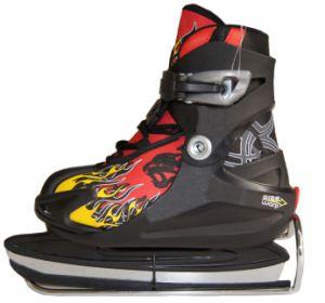China Kid Adjustable Ice Hockey Sating Shoes (ICE HOCKEY 003 ... 813617398