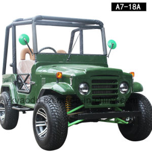 China New 300cc Willys Mini Jeep 800cc Electric Vehicle Atv China