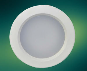 D300x15mm Round LED Panel Light